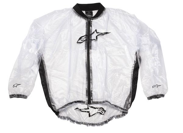 Rain Jacket Alpinestars MX Mud