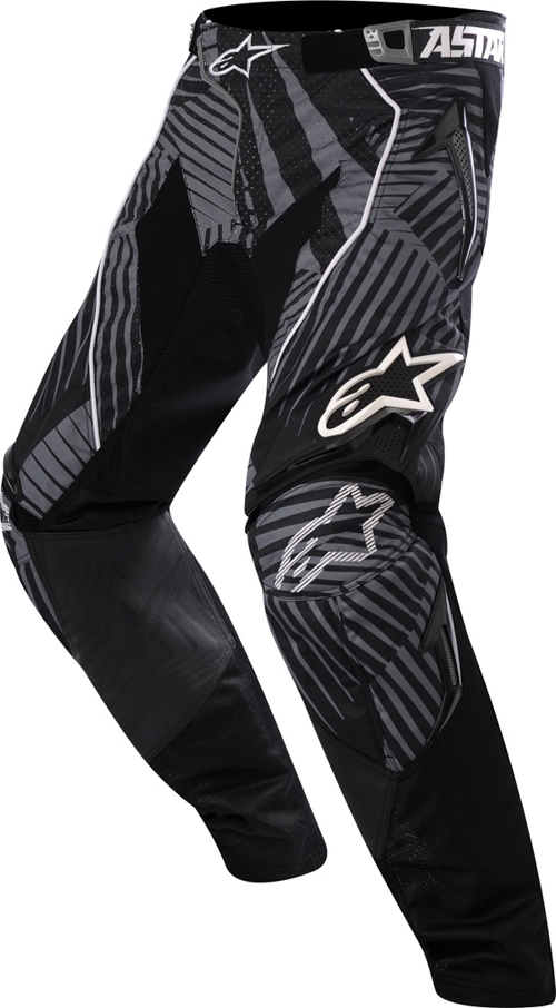 Alpinestars Techstar off-road pants cool gray-black