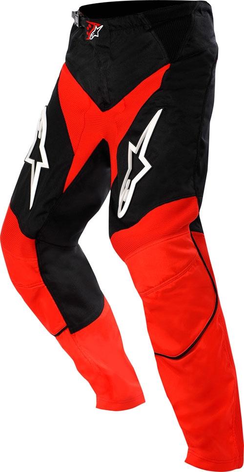 Alpinestars Racer off-road pants red-black-white