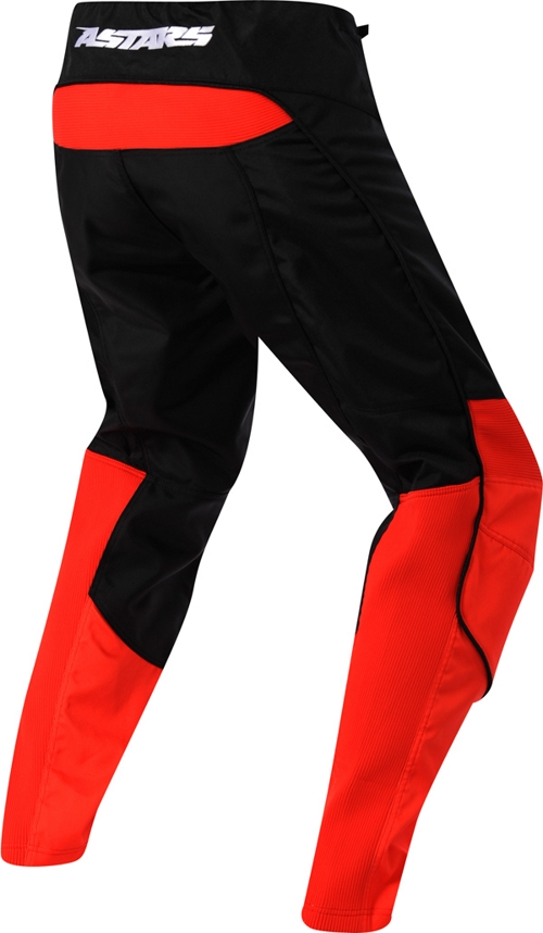 Pantaloni cross bambino Alpinestars Youth Racer rosso-nero
