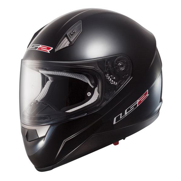 Motorcycle helmet full LS2 FF384 Blade II Gloss Black