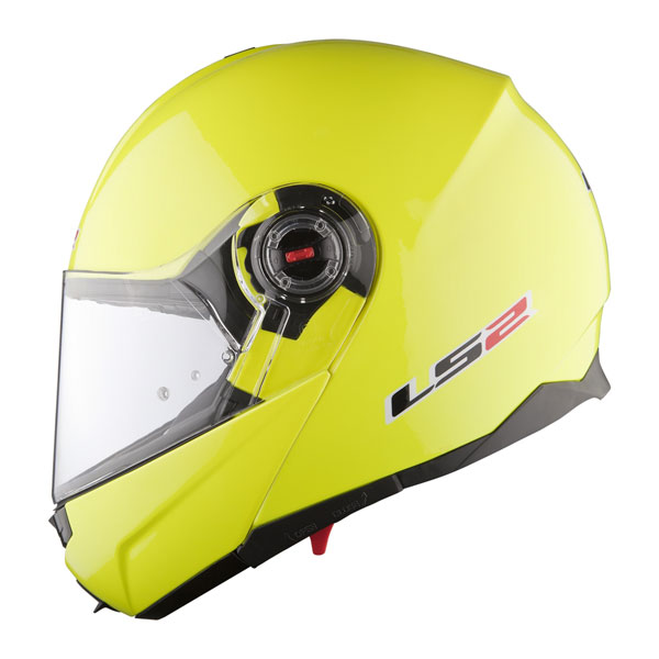 Modular helmet LS2 FF386 Ride High Visibility