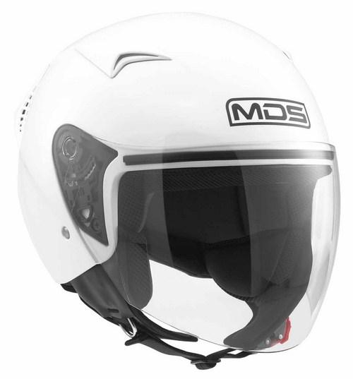Mds by Agv G240 Mono jet helmet white