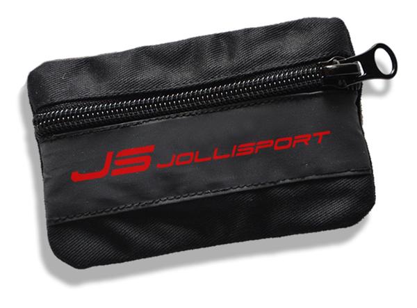 Keychain Jollisport Plug Black