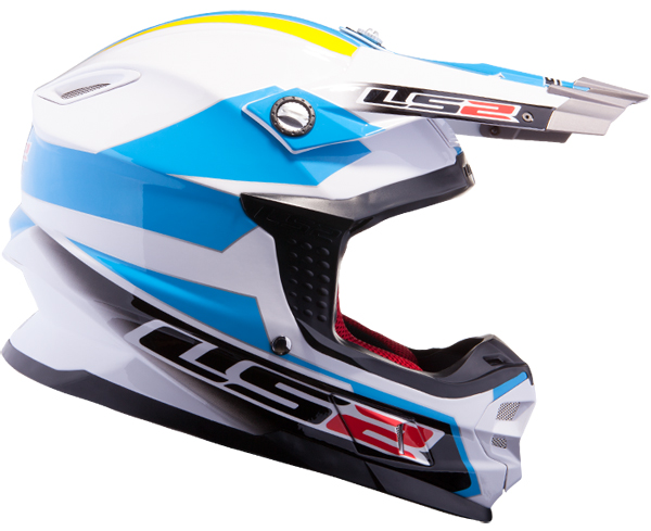 Casco cross LS2 MX456 Tuareg Argentina