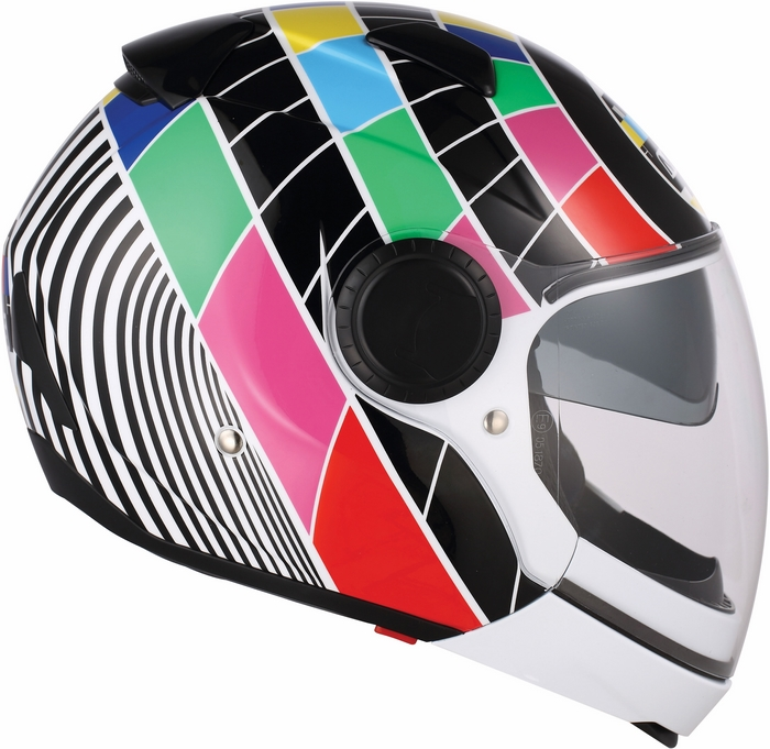 Mds by Agv Sunjet Multi No Signal helmet