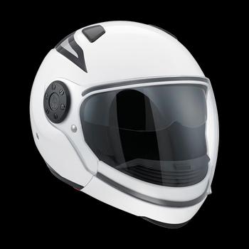 Diesel New Jack 70S flip off helmet White Grey Black