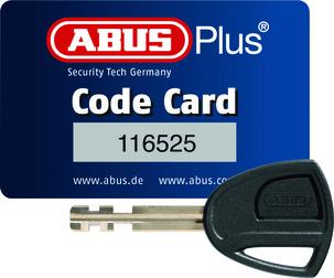Disc Lock Abus Granit Quick Mini 37-60 Level 15