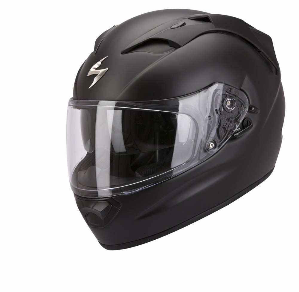 Scorpion Exo 1200 Air Solid full face helmet matte black