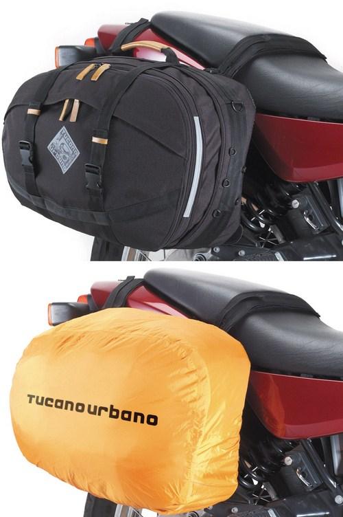 Borsa moto laterali Tucano Urbano Grandi 453