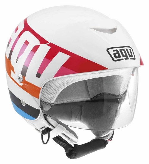 Casco moto Agv Bali II Multi Colourway