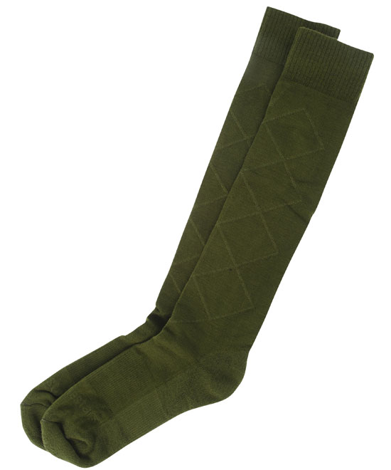 Technical socks Coolmax Green Black Alpinestars Supervictory