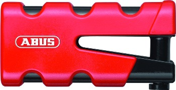 Lock Abus Granit 77 Sledg grip red