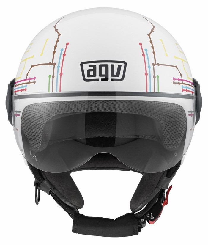 Casco moto Agv Bali Copter Multi Subway