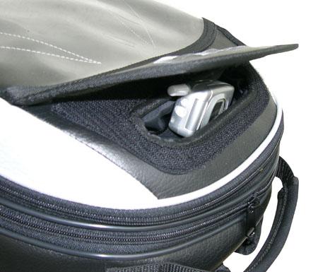 Bagster Minea Tankbag Blue