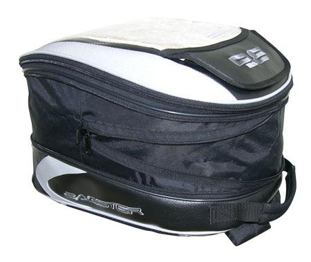 Bagster Minea Tankbag Grey