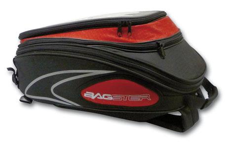 Bagster Tank Bag Red Evosign