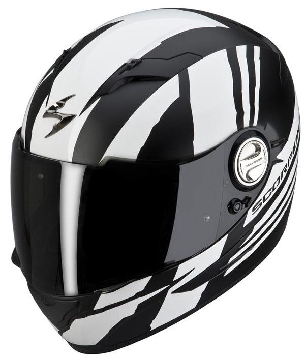 Full face helmet Scorpion EXO 500 Matte Black Thunder Black