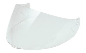Scorpion silver mirrored visor for EXO410