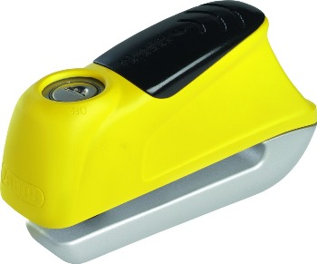 Trigger Alarm Lock Abus 350 yellow