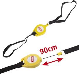 Disc Lock Abus Trigger Alpha 335 yellow Level 6