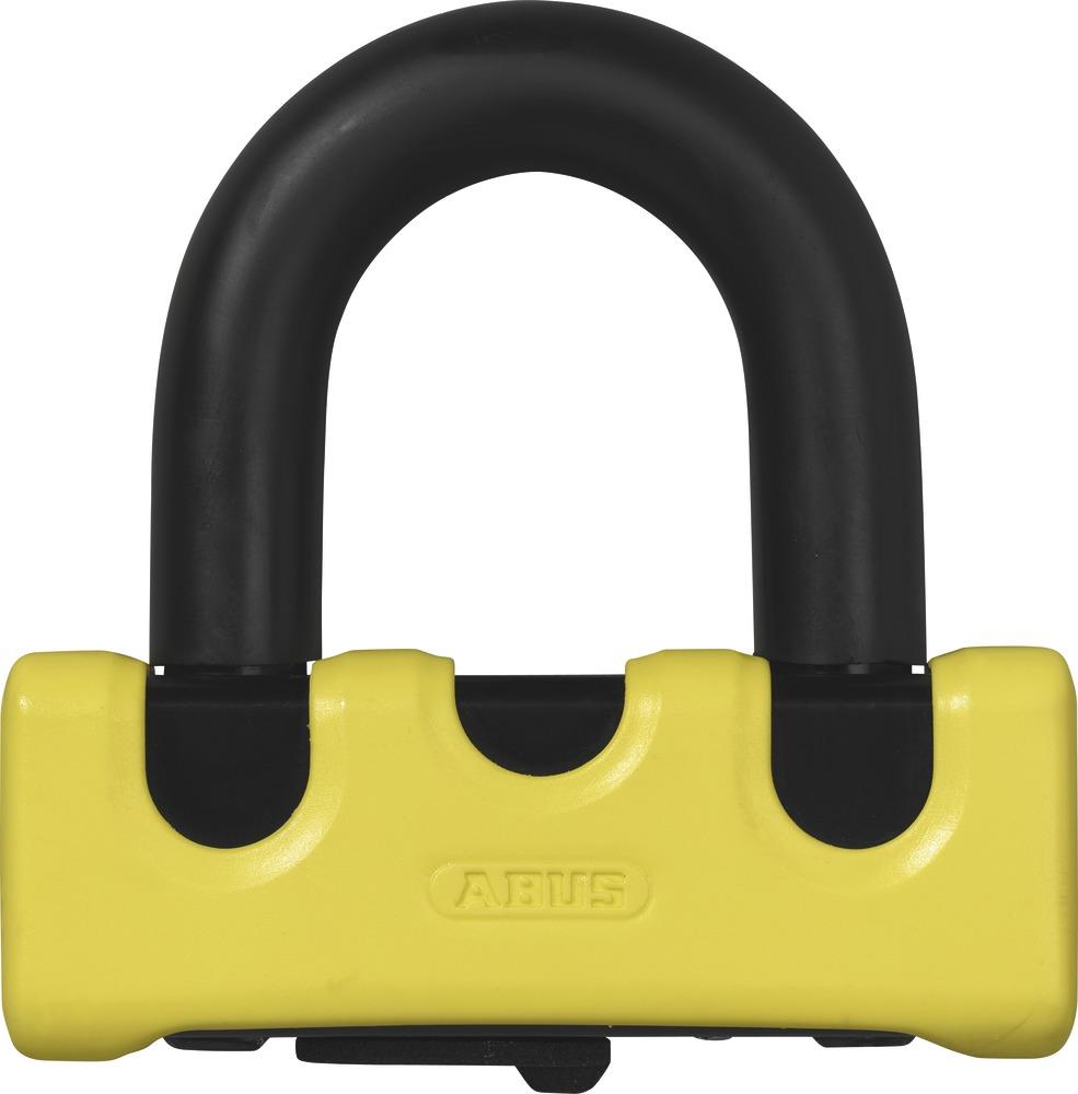 Disc Lock Abus Granit Power XS 67 Yellow Level 14