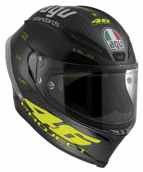 Casco moto Agv Pista GP Limited Edition Project 46