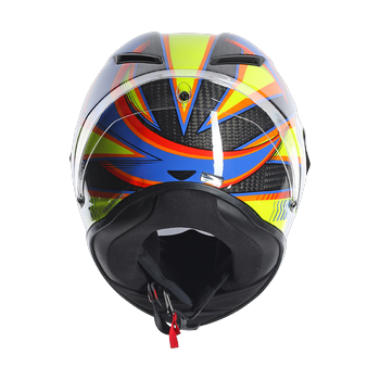 AGV Pista GP Top Sole Luna full face helmet Carbon