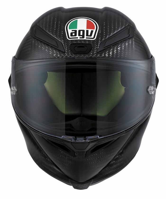 Agv Race Pista GP Mono Carbon helmet