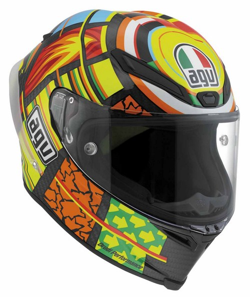 Casco moto Agv Pista GP Limited Edition Elements