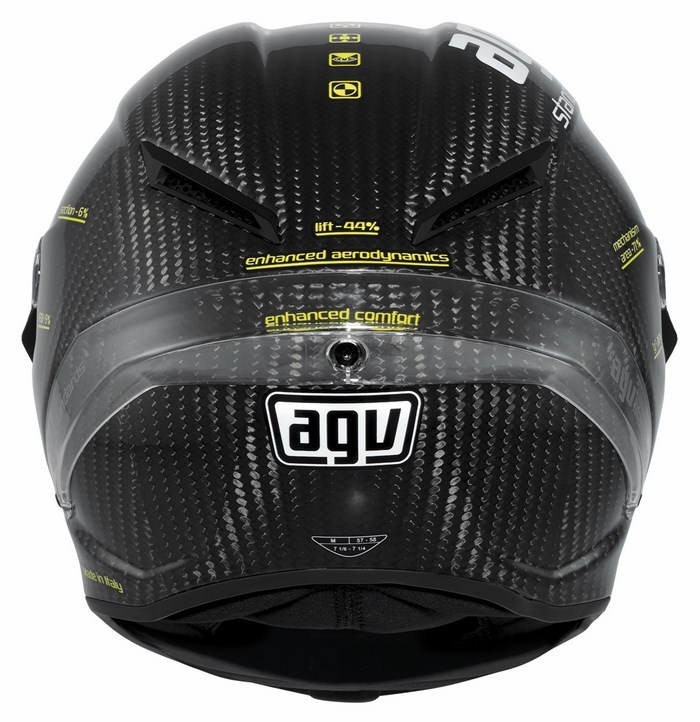 Casco moto Agv Race Pista GP Top Project 46