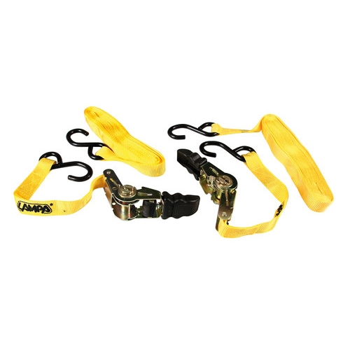 Pro-Safe Sept. 2 tapes tensors with ratchet 25 mm Lampa
