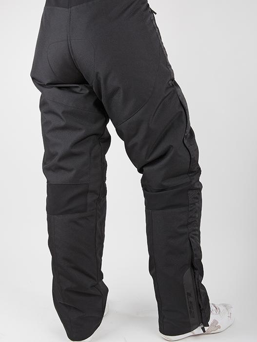 Pantaloni moto donna LS2 Motion Nero