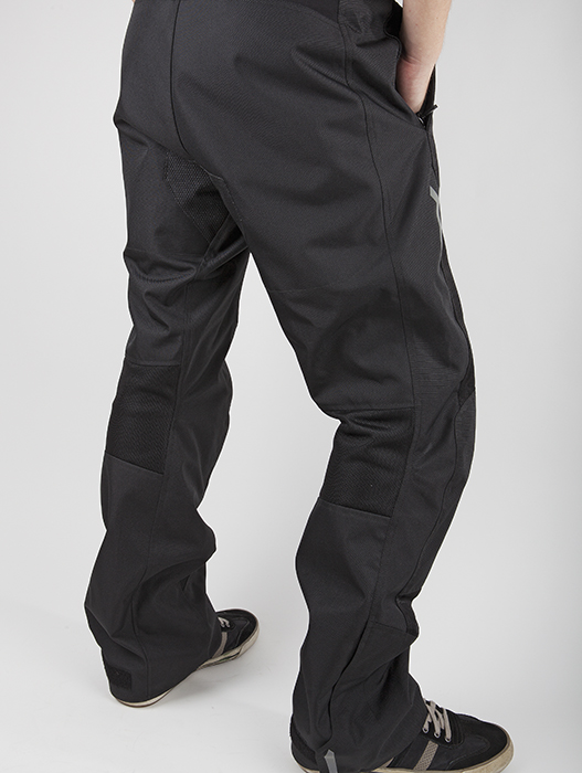 Summer Breeze LS2 Motorcycle Pants Black