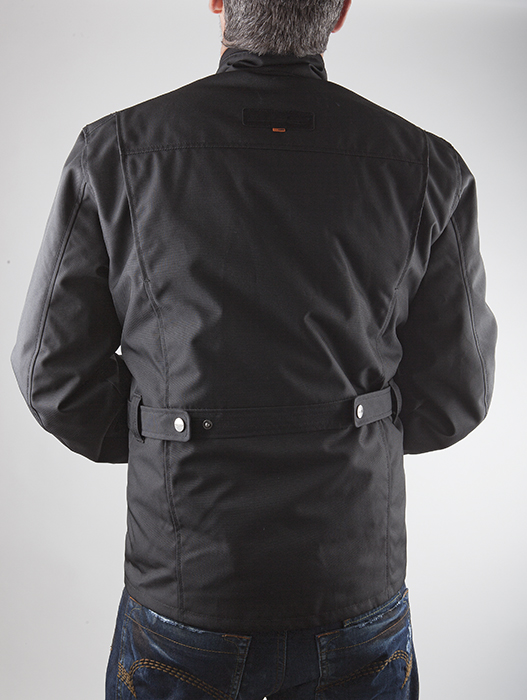 LS2 motorcycle jacket Boulevard Black