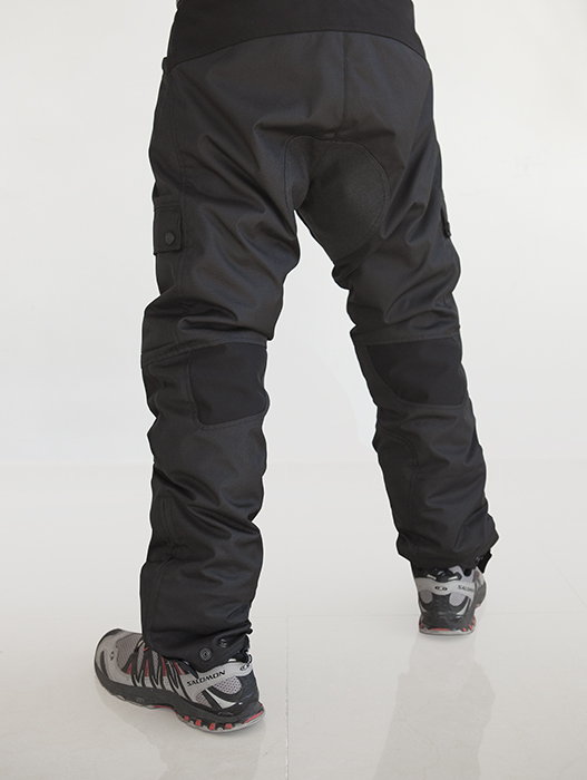 Towards LS2 Motorcycle Pants Black
