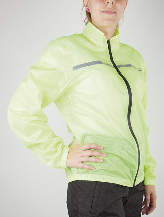 Giacca impermeabile donna LS2 Proof Giallo fluo