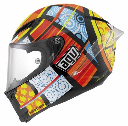Casco moto Agv Corsa Top Elements