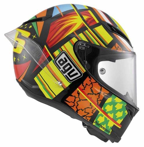 Agv Corsa Top Elements fullface helmet