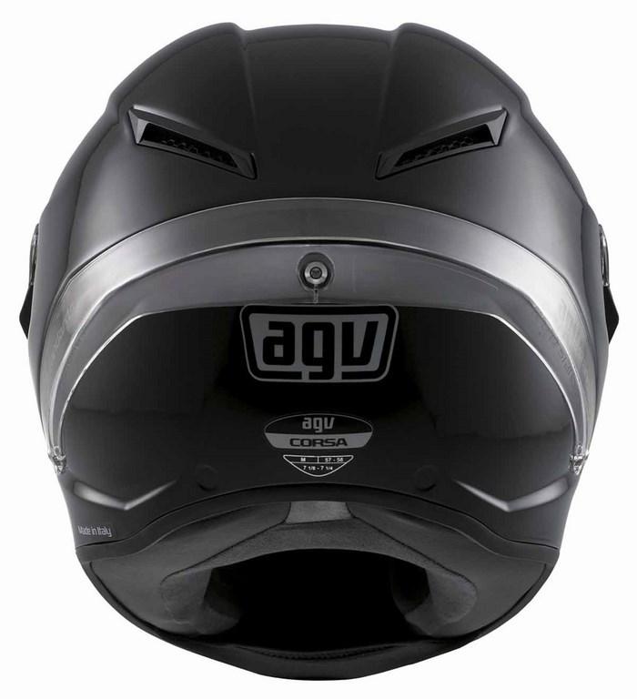 Agv Race Corsa Mono helmet matt black