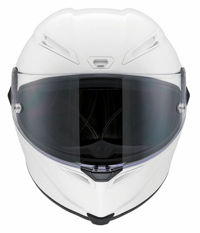 Casco moto Agv Race Corsa Mono bianco