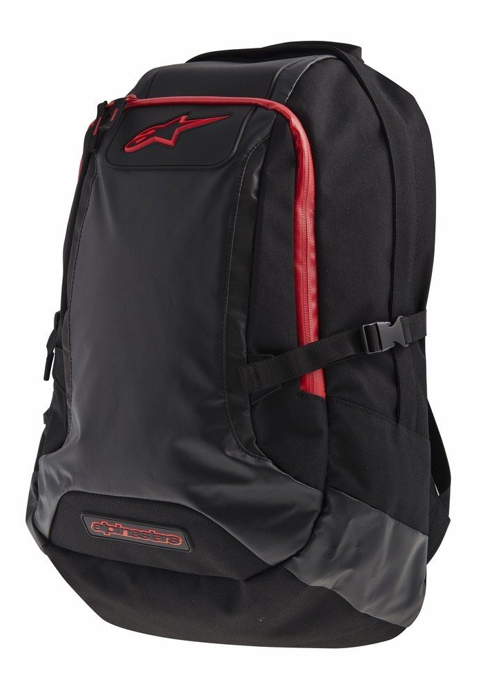 Alpinestars Charger Backpack Black Red