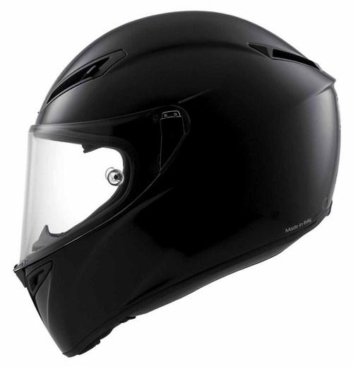 Agv GT Veloce Mono fullface helmet black