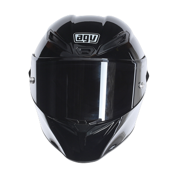AGV GT Veloce full face helmet Black gloss