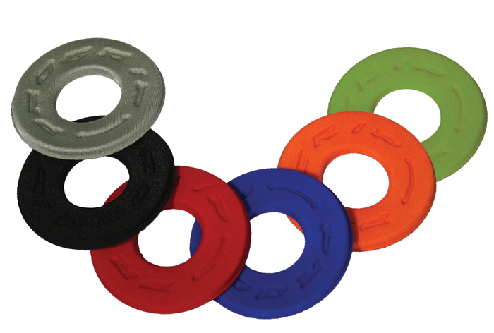 Headbands antivesciche to grips Progrip Green