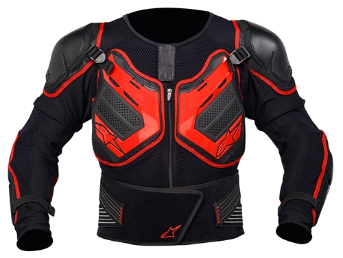 Alpinestars Bionic protective jacket engineered for BNS