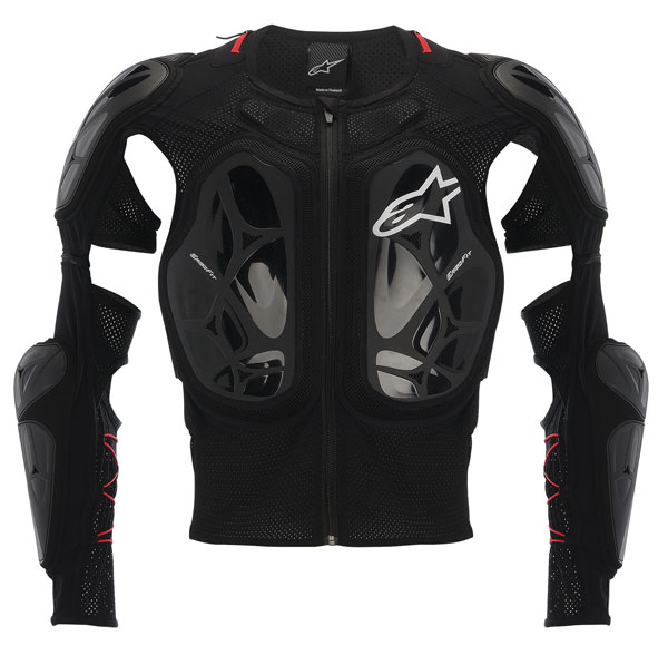 Harness complete Alpinestars Bionic Tech Black White Red