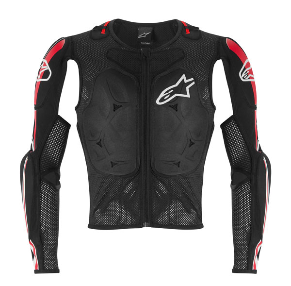 Harness complete Alpinestars Bionic Pro Black Red White