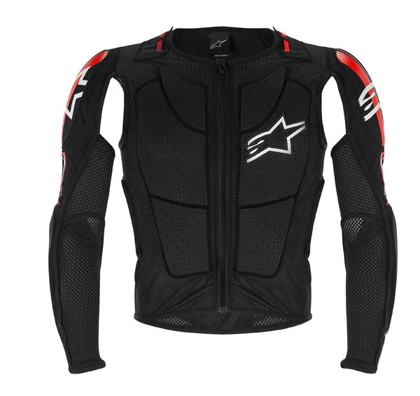 Harness complete Alpinestars Bionic Plus Black Red White
