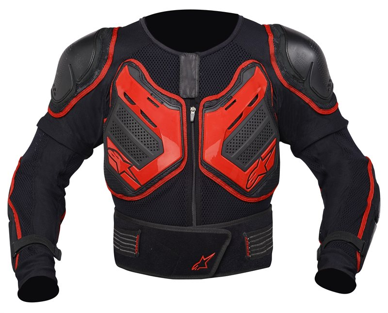 Alpinestars Youth Bionic protective jacket engineered for BNS